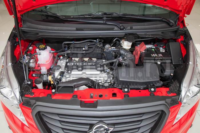 фото двигателя ravon r2