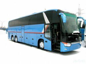 Автобусные пассажирские перевозки в Укранине