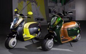 Мотоциклы и скутеры в Украине
